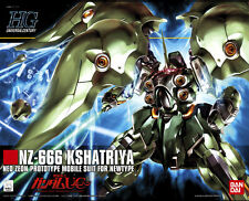 Bandai New 1/144 HGUC 099 NZ-666 KSHATRIYA Unicorn Gundam Prototype Mobile Suit