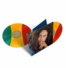 Bob Marley - Legend The Best Of TRICOLOUR COLOURED vinyl LP NEW/SEALED IN STOCK