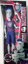 Monster High Slo Mo Mortavitch NEW IN BOX, RARE