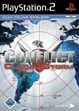 Ps2/Sony Playstation 2 GAME-CONFLICT: global Storm with OVP