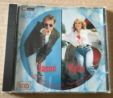 Kylie Minogue Jason Donovan -Ultra Rare Limited Picture Disc Interview Cd 1989