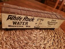 O-Scale  - White Rock Water Reefer - Probably Walthers or Picard
