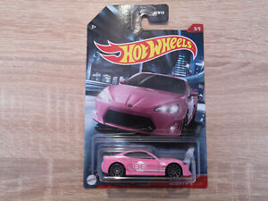 2021 Hot Wheels Scion FR-S - 1:64 1/64 Cult Racers 5/5 Pink BRZ GT-86