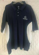 New listing Dallas Cowboys Authentic NFL Football Men's Polo Golf Shirt Size 3XL