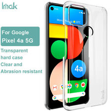 IMAK Crystal Clear PC Hard Back Cover Case For Google Pixel 5 / 4A 5G / 4A 4G