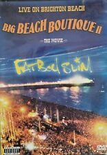 Fatboy Slim Big Beach Boutique II - Live On Brighton Beach DVD 2002 Music