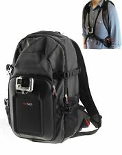 Navitech Backpack For Sony Action Cam HDR-AS15 NEW