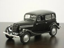 1:43 GAZ 11-73 1939 (M1 2nd generation) #255 DeAgostini Autolegends of the USSR