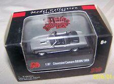 Malibu International HO 1:87 silver 1969 Chevy Chevrolet Camaro SS 396
