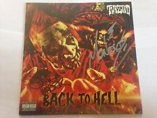 "Twiztid Back To Hell 7"" AUTOGRAPHED SIGNED NUMBERED 265/500 NEW RSD VINYL"