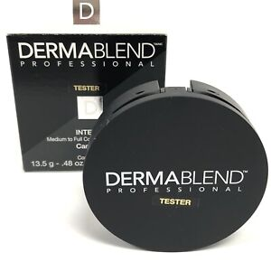 0.48 oz Tester Jar DERMABLEND INTENSE PowderCamo Foundation - Choose Shade i2s3