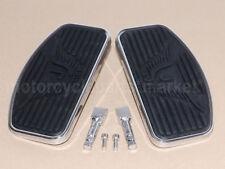Footboards Foot Peg Floorboards For Honda VTX1300 VTX1800 Suzuki VL400 VL800 C50