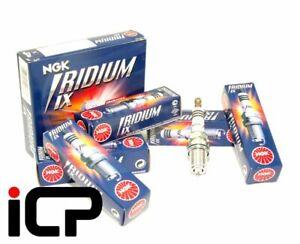 6x NGK Spark Plugs Iridium IX Heat 7 Fits: Nissan 300ZX Fairlady VG30DETT