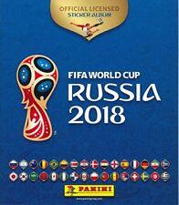Panini 003497ae Album Coupe de monde Russie 2018
