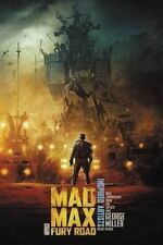 MAD MAX FURY ROAD INSPIRED ARTISTS DELUXE EDITION HARDCOVER - RRP £22.99