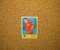 1967-68 Topps Hockey #43 Gordie Howe (Detroit Red Wings)
