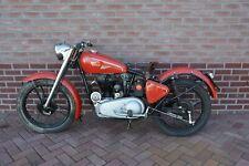 Royal Enfield Bullet 500 Type J Motorrad - Jahr: 1952
