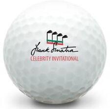 3 Dozen Titleist Pro V1x/V1 Mint Frank Sinatra Invitational LOGO Used Golf Balls