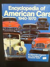 Encyclopedia of American Cars 1940-1970 Lot A-007