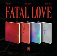 MONSTA X -VOL.3 [FATAL LOVE] ALBUM SELECT VER. PREORDER BONUS POSTER-KPOP SEALED