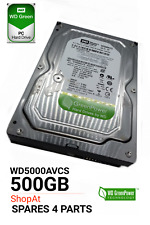 CCTV hard drive 500GB AV-CS 7200RPM WD, WD5000AVCS, PC / MAC compatibile
