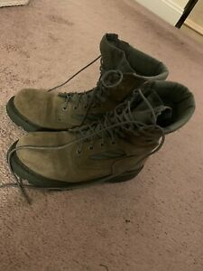 Corcoran Sage Green USAF US Air Force Womens Boots Size 7.5  Safety Toe