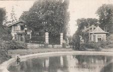 BELLEVUE rond point et bassin de l'avenue mélanie timbrée