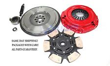 A.F STAGE 3 RACE CLUTCH KIT+HD FLYWHEEL ACURA INTEGRA B18 RS LS GSR GS-R TYPE-R