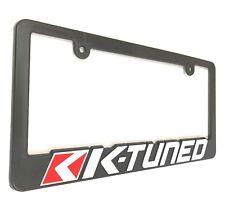K-TUNED License Plate Frame universal