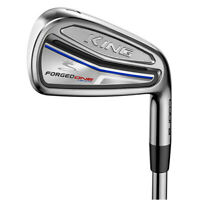 NEW Cobra Golf KING Forged One Length Irons Choose Shaft, Flex & Length