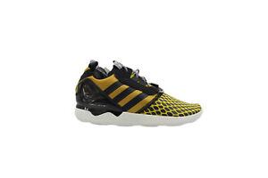 [B24955] Adidas ZX 8000 Boost Mens Running Yellow/Black-Grey