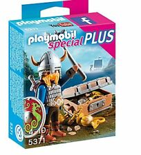 Playmobil 5371 Viking With Treasure - New, Sealed