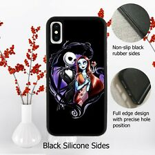 Nightmare Before Christmas Jack Sally Case Cover iPhone Samsung Huawei Google*