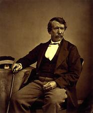David Livingstone Explorer Africa by Thomas Annan 1864 6x5 Inch Reprint Photo