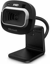 Microsoft LifeCam HD-3000 720p Webcam - Black