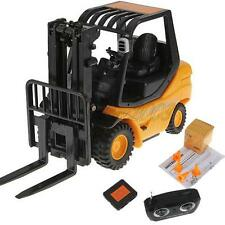 Mini RC Forklift Radio Remote Control Car Truck Kids Toys Christmas Gift