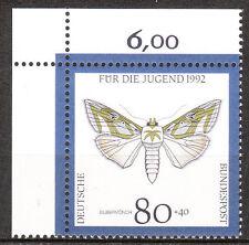 BRD 1992 Mi. Nr. 1604 Eckrand 1 Postfrisch LUXUS!!! (7943)