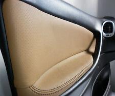 VY VZ HSV R8 GTS ALANCHE CROSS 8 Full set RARE OCHRE LEATHER DOOR INSERTS NOS