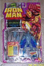 Marvel IRON MAN GREY GARGOYLE Toybiz moc rare figure