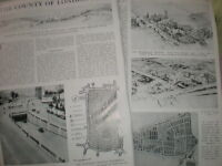Photo article The County of London Plan 1943