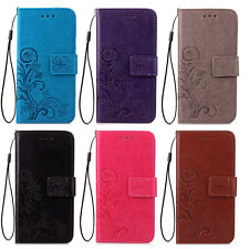 For Huawei Honor 6X / Mate9 Lite/GR5 2017 Luxury Printing Wallet Up Leather Case