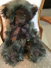 Charlie Bears Jack Dusty 2013 Isabelle Mohair Collection Free Us Ship