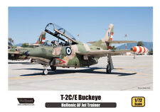 Wolfpack 1/72 T-2C T-2E Buckeye 'Hellenic AF Jet Trainer' #10009 *nEW*