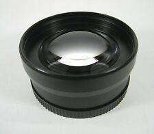 Digital Visions Wide Angle Lens .45x Wide Angle Black 58mm Thread High Speed