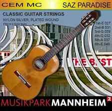 Concert Guitare 1 pack 6 cordes tél guitare classique ou Classic Guitar strings