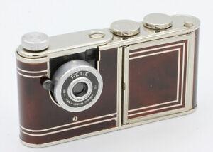 PETIE WALTER KUNIK K.G Franckfort Allemagne Vers 1958 Vues 14 x 14 mm Film 16 mm