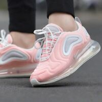 Baskets Nike Air Max 720 Sneaker Bleached Coral Summit White Run US 10,5 Eu 42,5