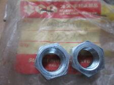NOS Suzuki OEM Magneto Nut 1972 1973 1974 1975 TM250 08312-11148 Qty2