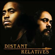 Nas, Nas & Damian Jr. Gong Marley - Distant Relatives [New CD] Explicit