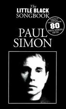 Paul Simon - The Little Black Songbook: Lyrics/Chord Symbols Little Black Songb